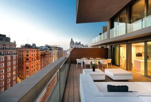 Gran View Apartments, Мадрид