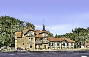 Albergues - Gasthof Schloss Hubertus