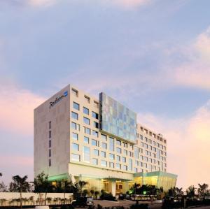 Radisson Blu Hotel Pune Kharadi, Hotely  Pune - big - 1