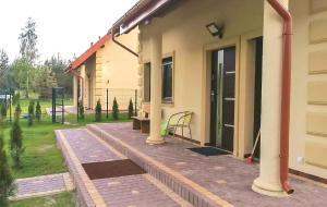 Luksusowe domy na Mazurach nad jeziorem 1