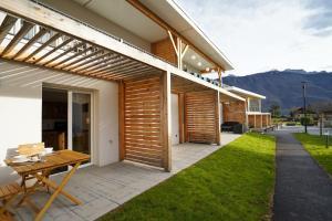 Le Petit Chalet - Studio Cosy à Lathuile pour 2 personnes Piscine & tennis - Hotel - Lathuile