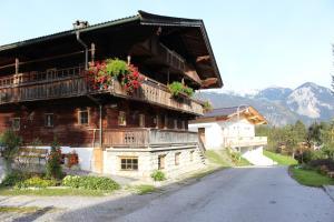 Ferienhaus Weberhof - Hotel - Reith im Alpbachtal