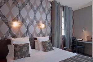 Hotel Reine Mathilde, Szállodák  Bayeux - big - 35
