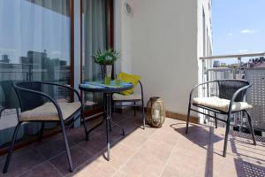 Central Passage Budapest Apartments, Appartamenti  Budapest - big - 142