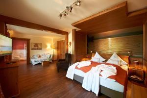 Garden-Hotel Reinhart, Szállodák  Prien am Chiemsee - big - 30