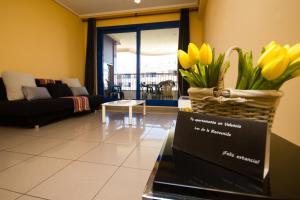 Patacona Resort Apartments, Apartmány  Valencie - big - 54