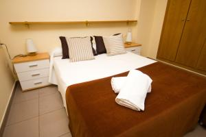 Patacona Resort Apartments, Apartmány  Valencie - big - 12