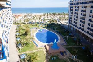 Patacona Resort Apartments, Apartmány  Valencie - big - 5