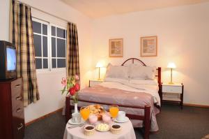 Hotel Salerno, Hotel  Villa Carlos Paz - big - 9