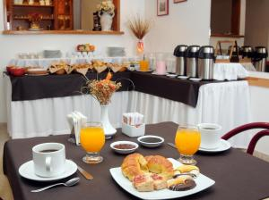 Hotel Salerno, Hotely  Villa Carlos Paz - big - 22