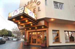 Hotel Salerno, Hotely  Villa Carlos Paz - big - 14