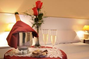 Hotel Salerno, Hotely  Villa Carlos Paz - big - 13