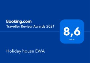 Holiday house EWA