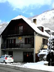 Châlet Laetitia - Hotel - Valle du Louron / Loudenvielle