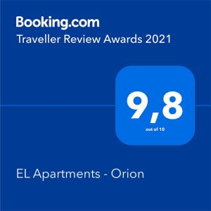 EL Apartments Orion