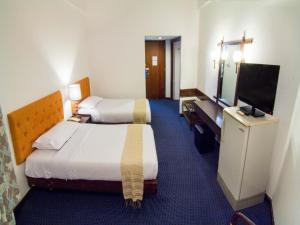 Deluxe Twin Room Phet Hotel