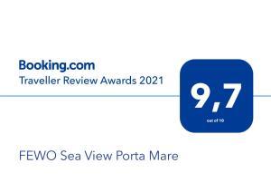 FEWO Sea View Porta Mare