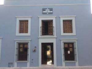 HOTEL CERRO MOCHO S.A DE C.V