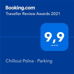Chillout Polna Parking