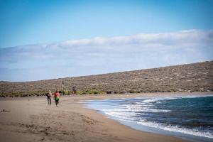2 minutos caminando de la Playa