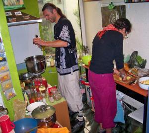 Yo Ho Hostel, Ostelli  Varna - big - 41