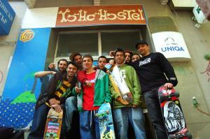 Yo Ho Hostel, Ostelli  Varna - big - 23