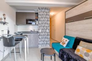 Chaparon Furnished studio swimming pool and tennis court classified 2 stars - Hotel - Lathuile
