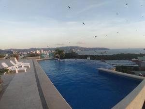 Bahia la mejor vista de acapulco
