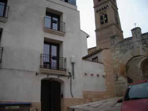 emblème de l'établissement Hostel El Castillo