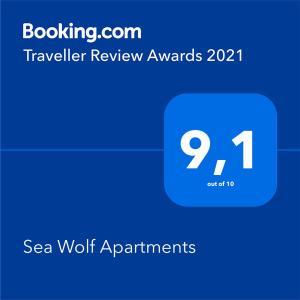 Sea Wolf Apartments