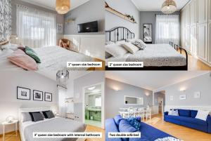 BDC - Incredible 3Bdr with balcony in City Center! - abcRoma.com