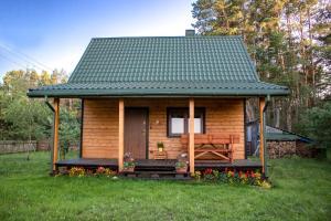 Leśna 21 Dom Północ przy ZALEW SIEMIANÓWKA