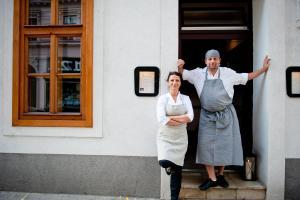 Schreiners Essen und Wohnen, Hotely  Vídeň - big - 51