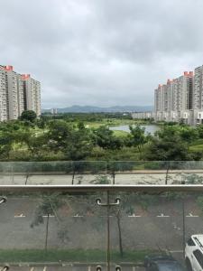 1 bhk flat at Lodha Belmondo near Mumbai Pune Expressway