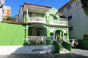 Pousada Beira Mar, Affittacamere  Santos - big - 12