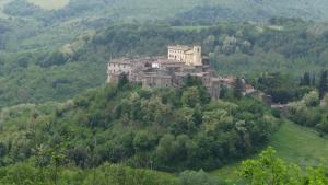 Castello Costaguti - Civitella d'Agliano