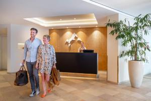 Sporthotel Silvretta Montafon - Hotel - Partenen