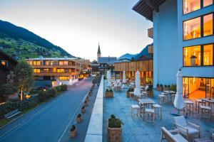 Partenen Hotels