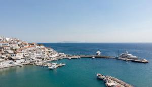 Krinos Suites Andros Andros Greece
