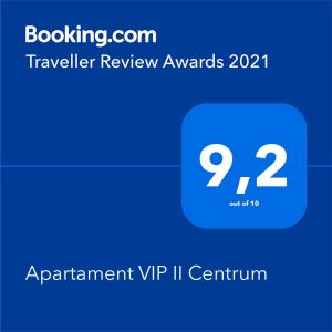 Apartament VIP II Centrum