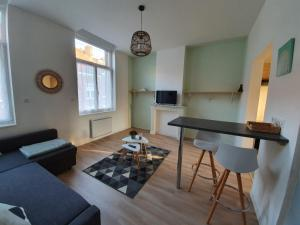 Appartement calme, chaleureux et lumineux