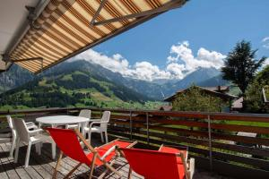 Ferienwohnung Gartenweg - Apartment - Adelboden