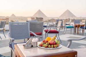 Nine Pyramids View Hotel