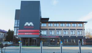 Отель Magnum, Берегово