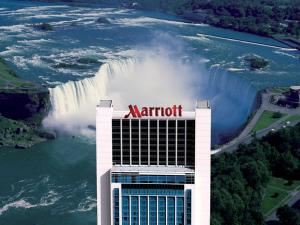 Niagara Falls Marriott on the Falls - Niagara Falls