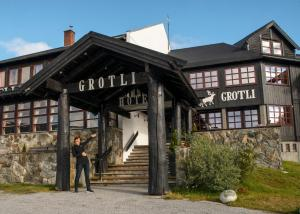 Accommodation in Kvalvik
