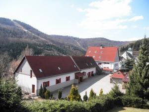 Albergues - Pension Mikuláš v Krušných Horách