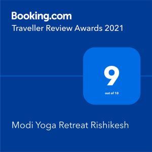 Modi Yoga Retreat Rishikesh