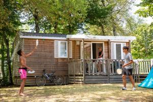 Location gîte, chambres d'hotes Camping de Fréaudour dans le département Haute Vienne 87