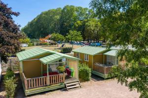 Location gîte, chambres d'hotes Camping des Halles dans le département Nièvre 58